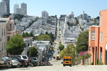 About Lower Haight Photo Of Sf Hills